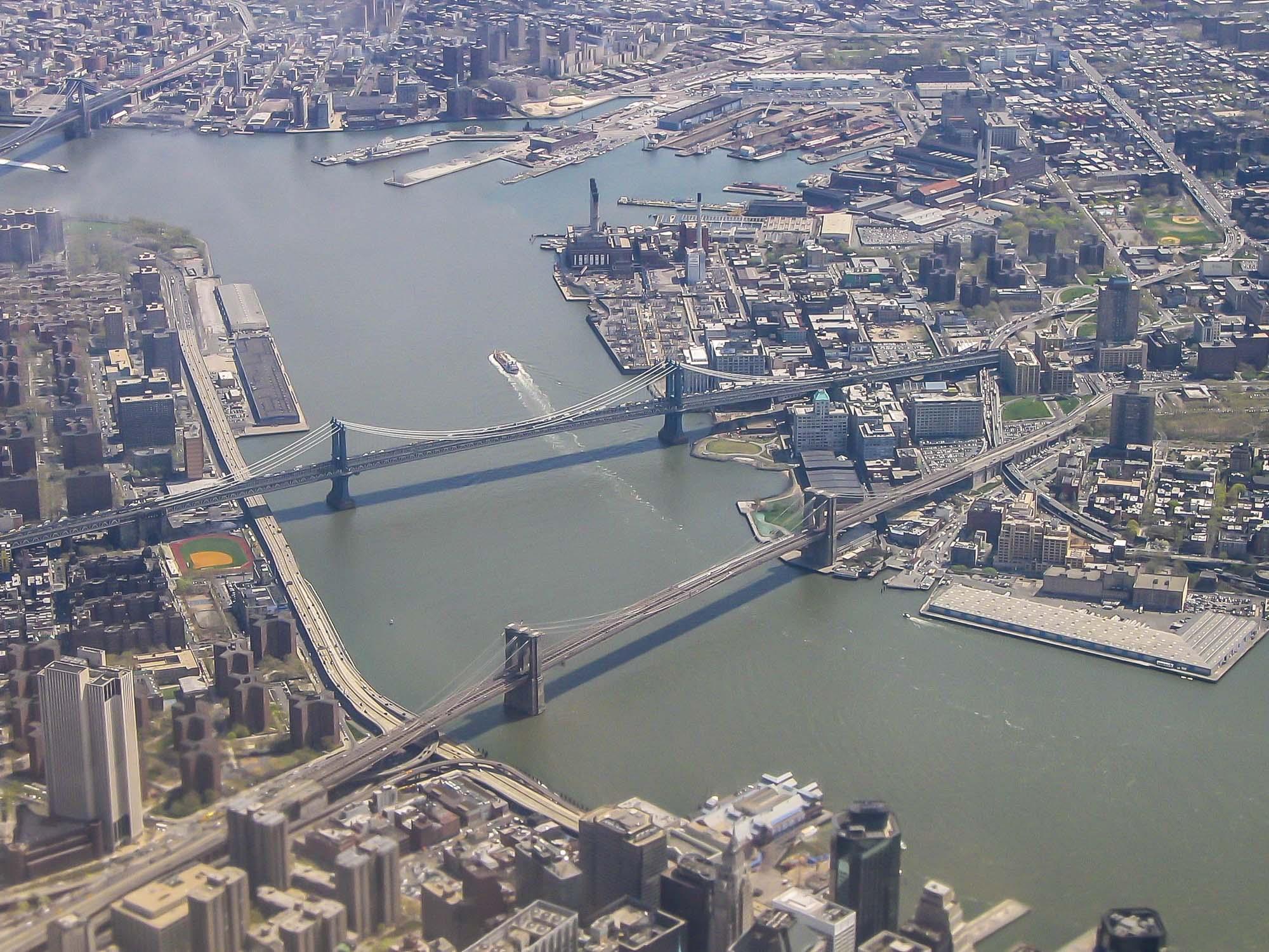 East River Bridges Nick Wood Photography